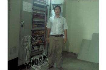 Tủ điện điều khiển tự động nha may CJ