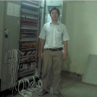 Scada Control System CJ Vina
