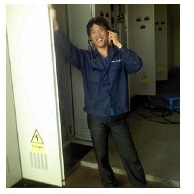 Tủ điện điều khiển tự động nhà máy Hoàng Long Group